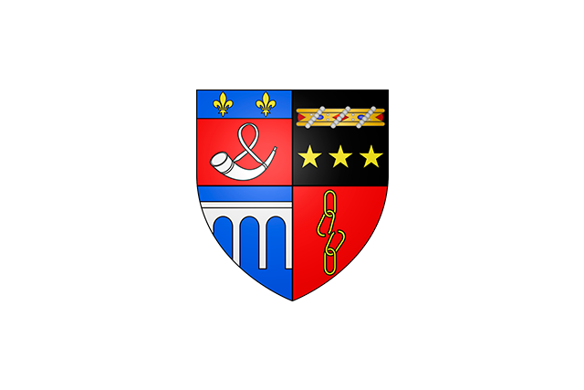 Bandera Le Perreux-sur-Marne