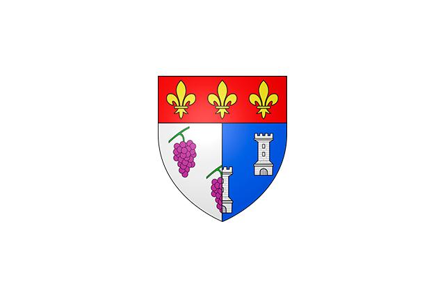 Bandera Les Andelys