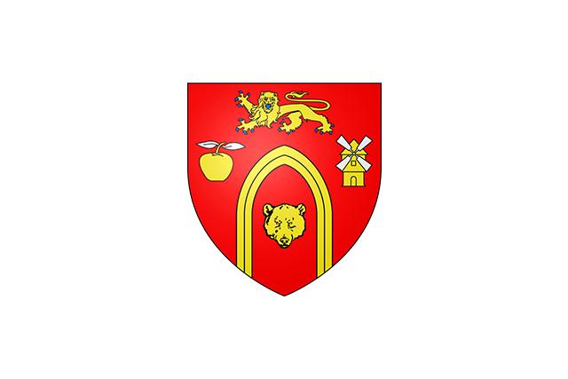 Bandera Les Authieux
