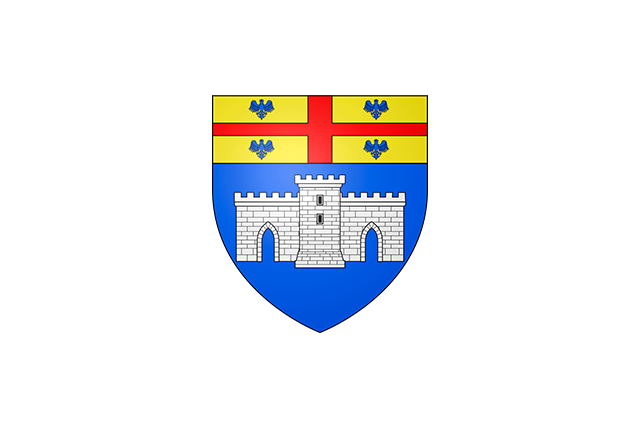 Bandera L´Île-Saint-Denis
