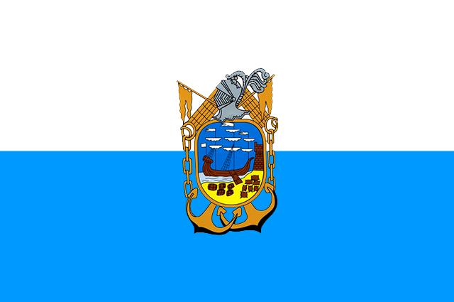 Bandera Limpias c/e
