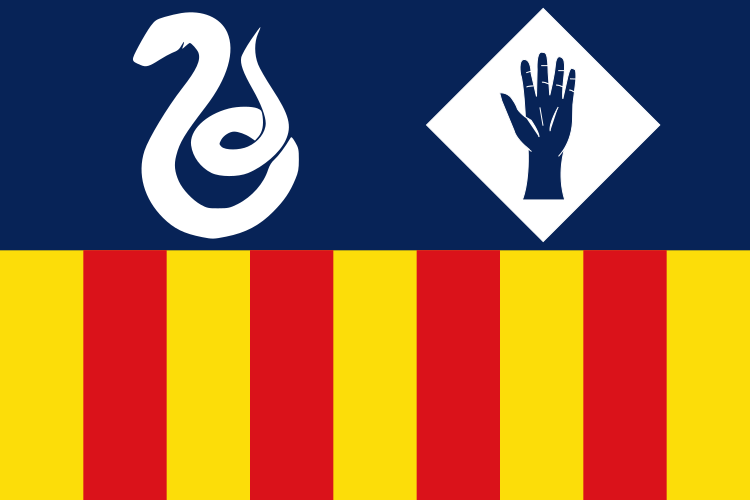 Bandera Manlleu