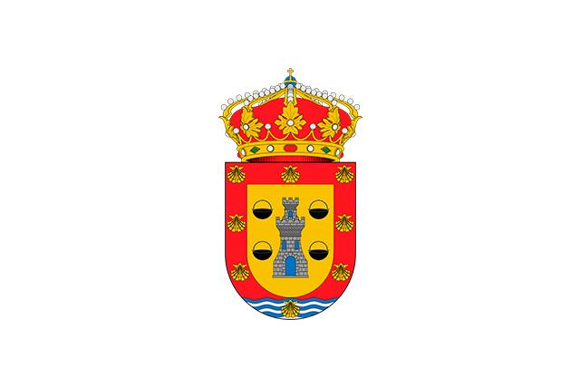 Bandera Masegoso de Tajuña