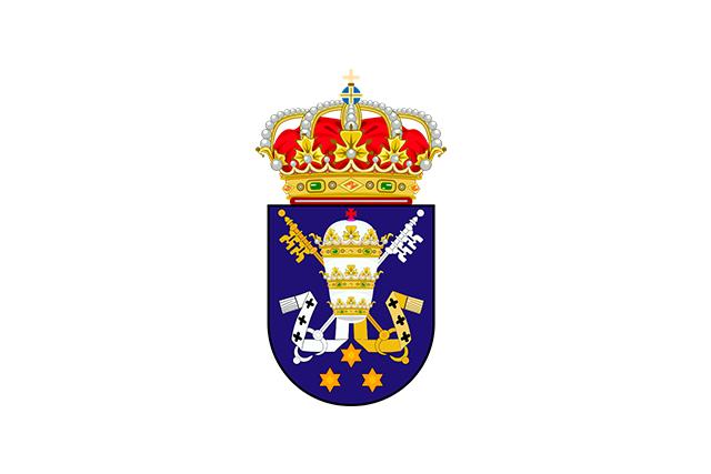 Bandera Melide
