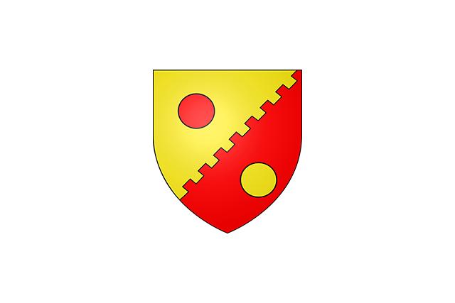Bandera Mézières-en-Gâtinais