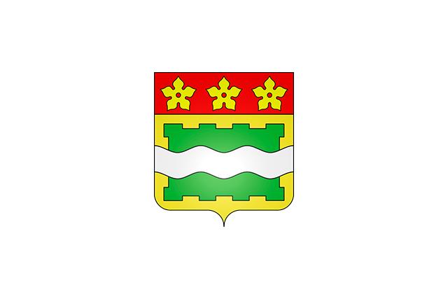 Bandera Mirebeau-sur-Bèze