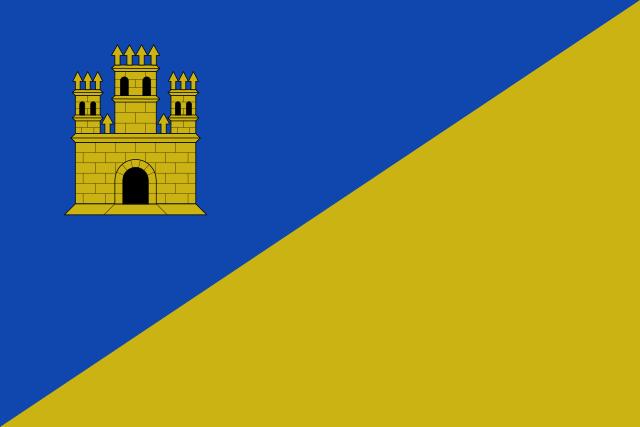 Bandera Mogente/Moixent