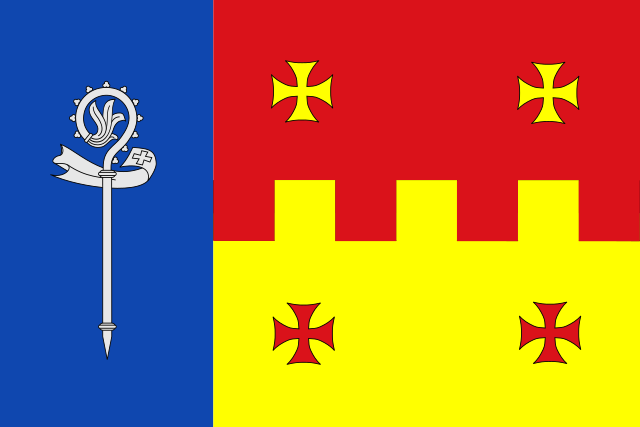 Bandera Monasterio de Vega