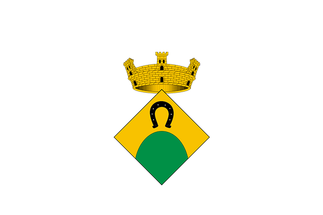 Bandera Montferrer i Castellbò
