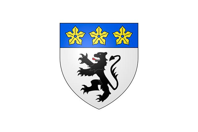 Bandera Nesles-la-Vallée
