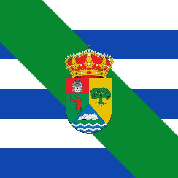 Bandera Ojos-Albos