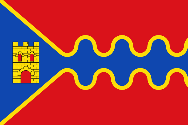 Bandera Oliete