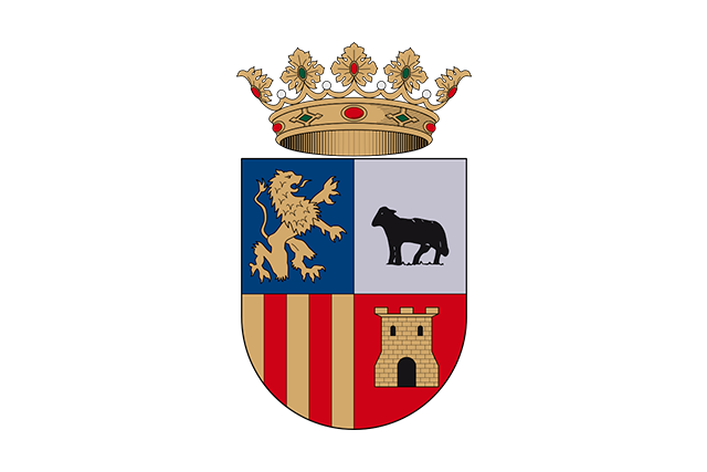 Bandera Olocau del Rey