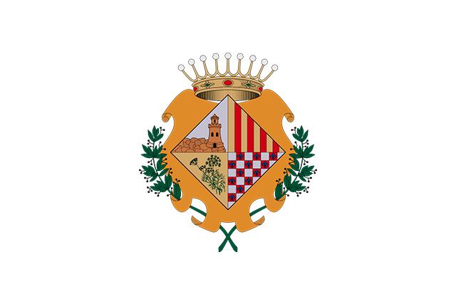 Bandera Olocau