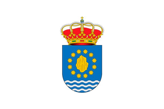Bandera Pedernoso, El