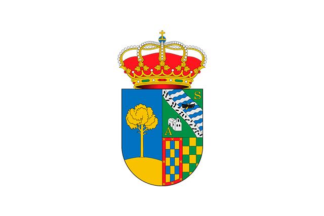 Bandera Pino del Oro