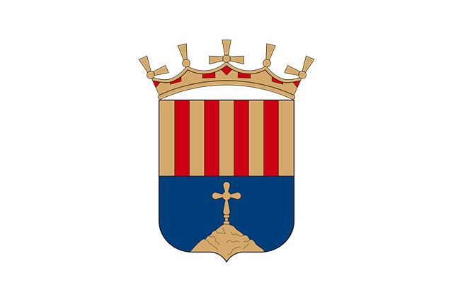 Bandera Pobla de Farnals, la