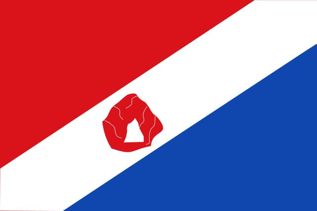 Bandera Pobladura del Valle