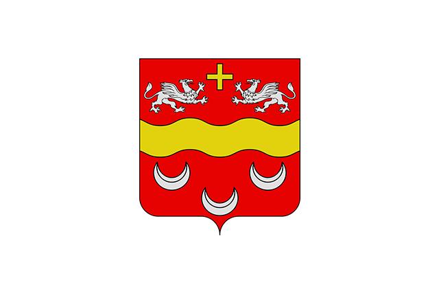 Bandera Prusly-sur-Ource