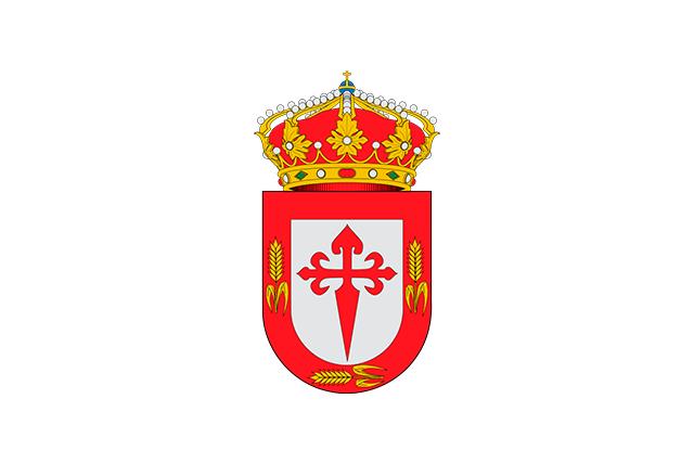 Bandera Puebla de Almoradiel, La