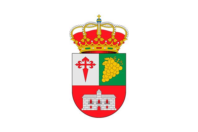 Bandera Puebla del Prior