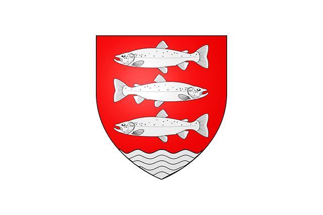 Bandera Saint-Amand-en-Puisaye
