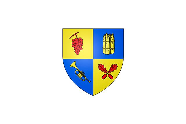 Bandera Saint-Claude-de-Diray