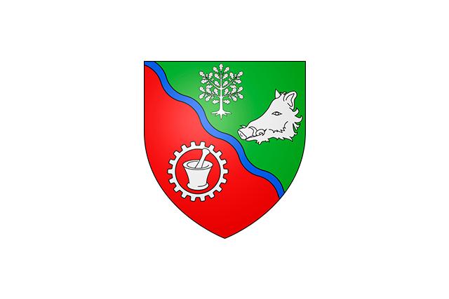 Bandera Saint-Cyr-en-Val