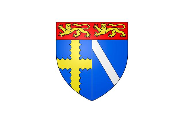 Bandera Saint-Denis-le-Ferment