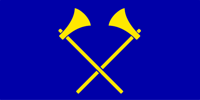 Bandera Saint-Hélier