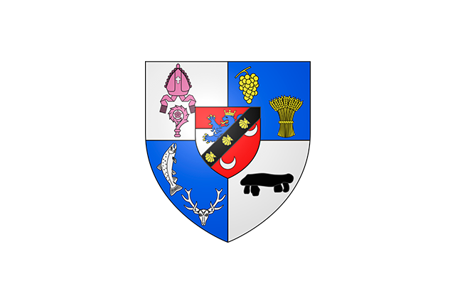 Bandera Saint-Hilaire-la-Gravelle