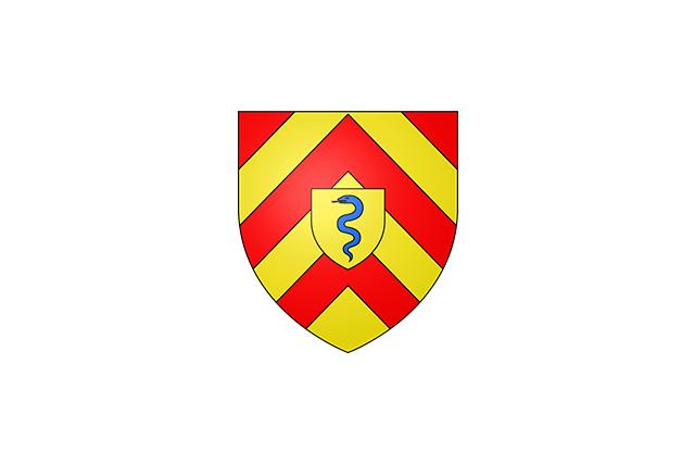 Bandera Saint-Lubin-de-la-Haye