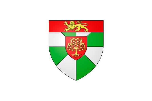 Bandera Saint-Pierre-Canivet