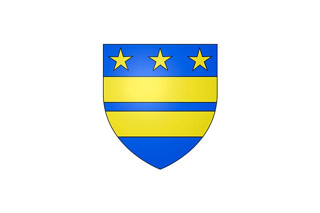 Bandera Saint-Sauveur-en-Puisaye