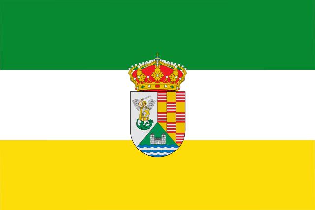 Bandera San Miguel de la Ribera