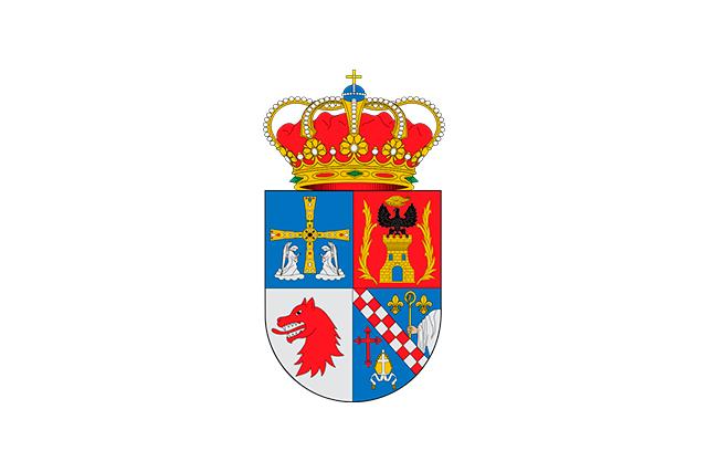 Bandera San Tirso de Abres