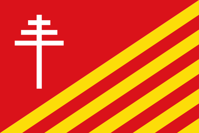 Bandera Sant Gregori