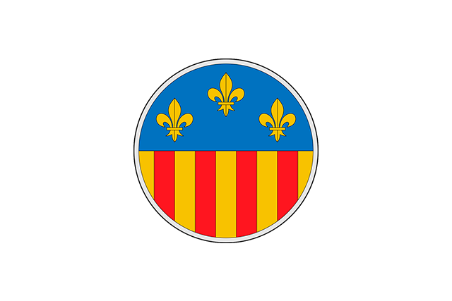 Bandera Sant Lluís