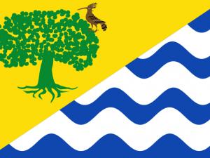 Bandera Santa Cristina de la Polvorosa