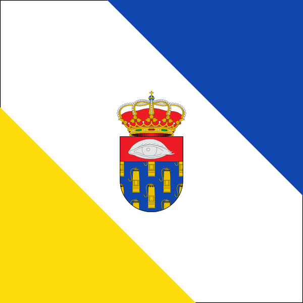 Bandera Santa Lucía de Gordón