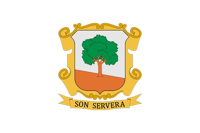 Bandera Son Servera
