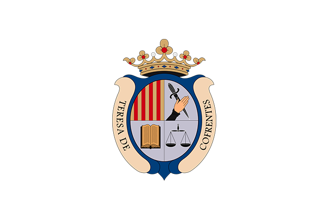 Bandera Teresa de Cofrentes