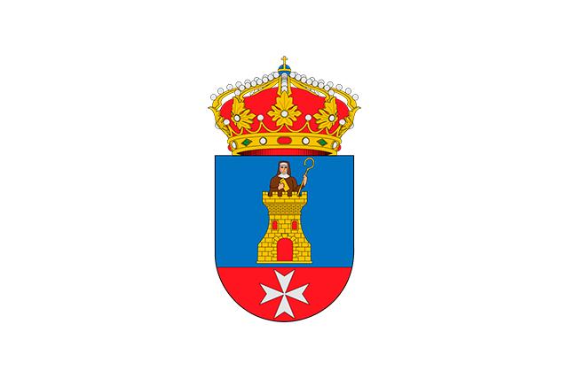 Bandera Torrecilla de la Abadesa