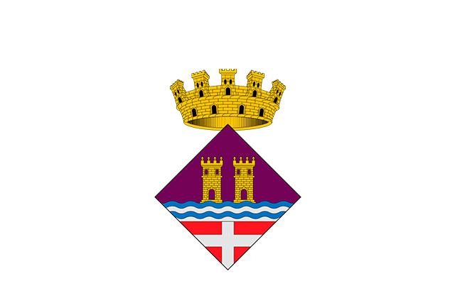 Bandera Torres de Segre