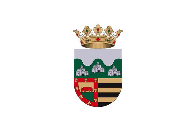 Bandera Vall de Laguar, la