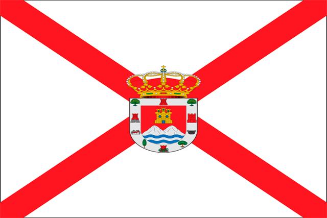 Bandera Valle de Santibáñez