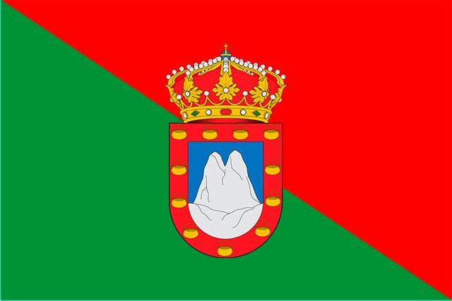 Bandera Vallehermoso