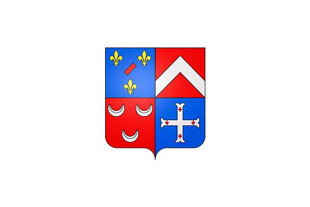 Bandera Veuxhaulles-sur-Aube