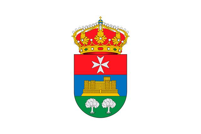 Bandera Villalba de los Alcores