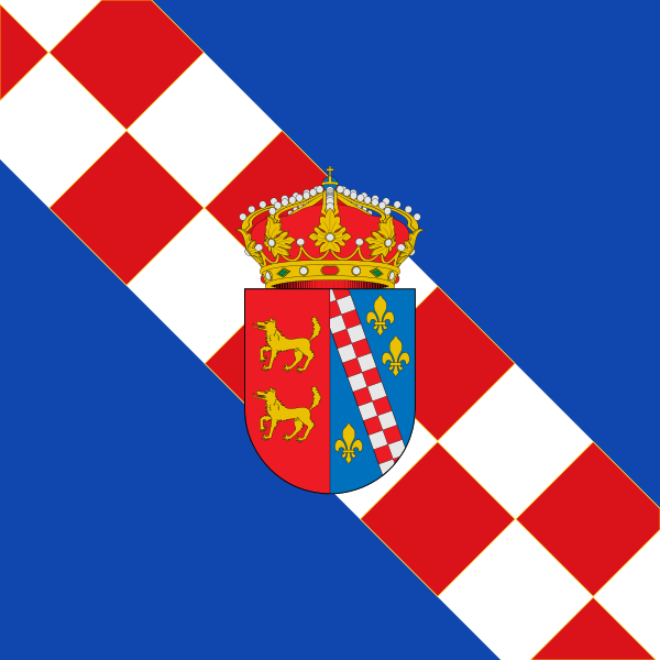 Bandera Villalube